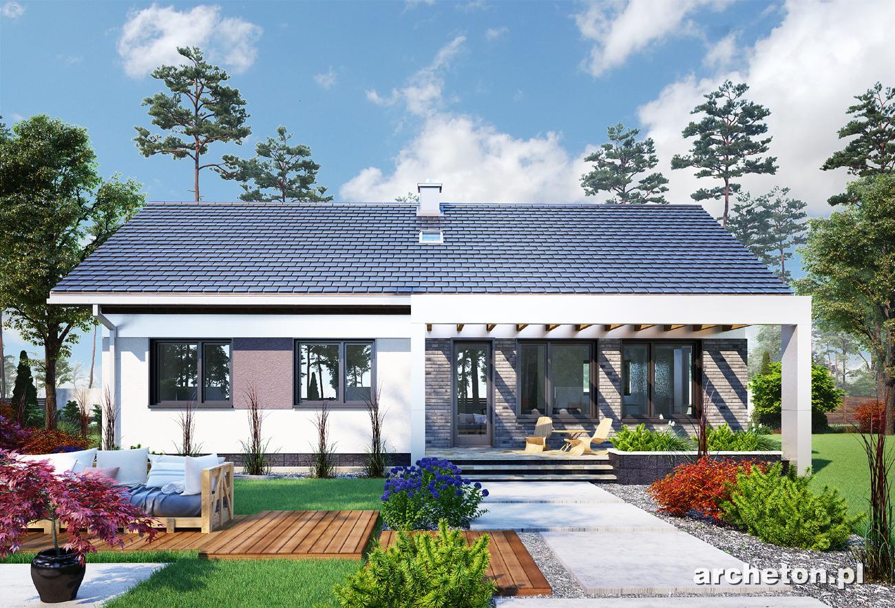 Wille i rezydencje – gotowe projekty domów dla wszystkich szukających odrobiny luksusu